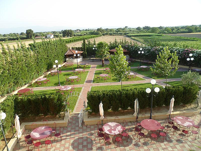 Hotel Villa Santa Maria Cerchiara Di Calabria Contatti